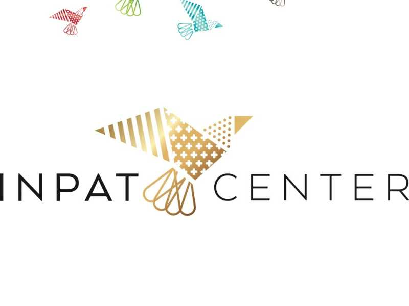 INPAT center logo vierkant