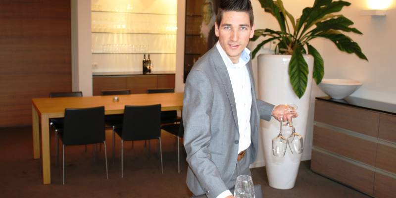 Sander van de Ven genomineerd als F&B Professional of the Year 2019