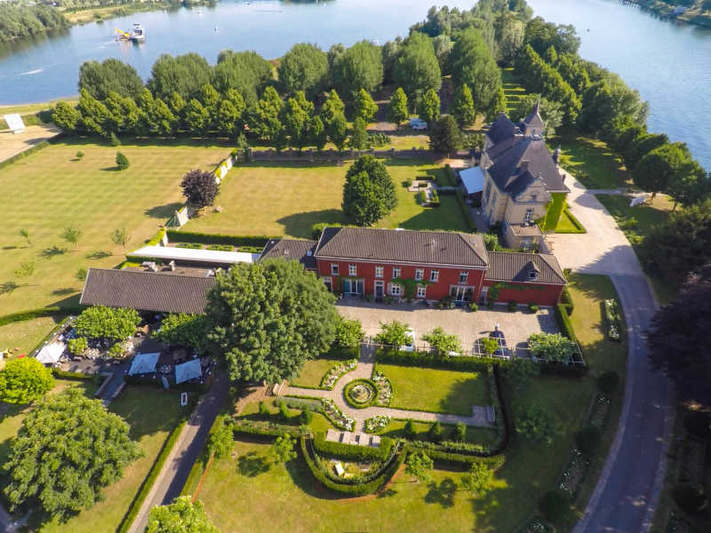 Kasteel De Hoogenweerth Te Maastricht Hutten Meeting Events Eventlocatie