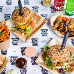 Trend 3 Vegan Junk Food Bar