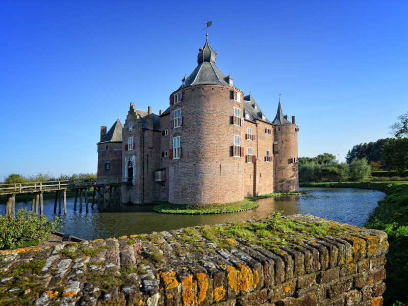 Kasteel Ammersoyen Meetings & Events